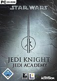 Star Wars: Jedi Knight - Jedi Academy (niemiecki) (PC)
