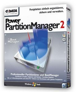 GData Software: Power Partition Manager 2 (PC)