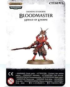 Games Workshop Warhammer Age of Sigmar - Blades of Khorne - Bloodmaster (99079915005)