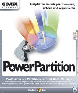 GData Software: Power Partition Manager (PC)