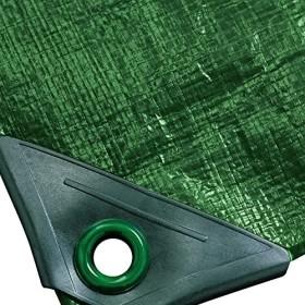 Noor Super Garten-Abdeckplane grün 3x4m (0400304SXXGR)