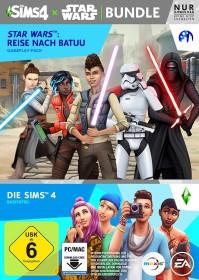 Die Sims 4 inkl. Star Wars: Reise nach Batuu (PC)