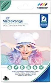 MediaRange Fotopapier 10x15cm, hochglänzend, 220g/m², 50 Blatt (MRINK104)
