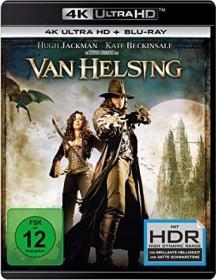 Van Helsing (4K Ultra HD)