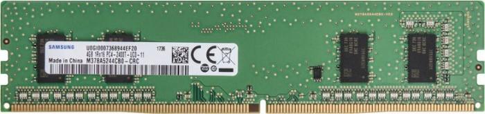 Samsung DIMM 4GB, DDR4-2400, CL17-17-17 (M378A5244CB0-CRC)