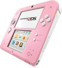 Nintendo 2DS Tomodachi Life Bundle pink/weiß