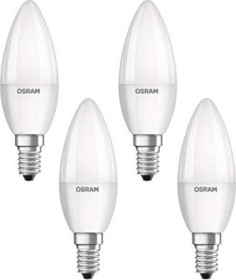 Osram Ledvance LED Base Classic B 40 E14 5W/840, 4-pack (819610)