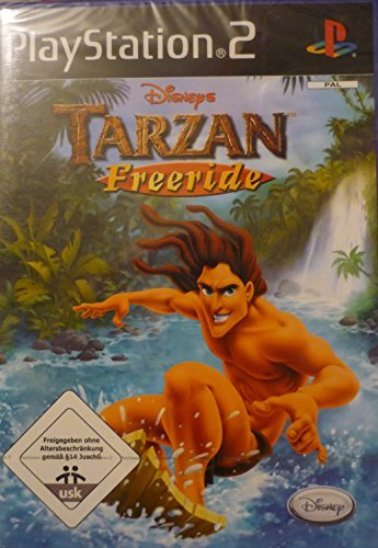 Disney´s Tarzan Freeride (niemiecki) (PS2) -- via Amazon Partnerprogramm
