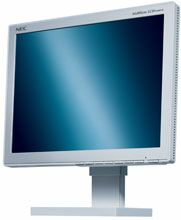 "NEC MultiSync LCD1760NX weiß, 17"", 1280x1024, analog/digital (60000891)"