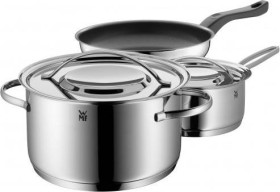 WMF Gala Plus cooking pot set, 3-piece. (07.1115.6040)