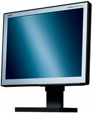 "NEC MultiSync LCD1760NX-BK black, 17"", 1280x1024, analog/digital (60000892)"