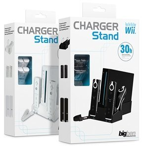 BigBen USB-Ladestation (Wii) (BB004681)