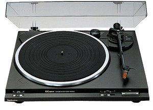 Technics SL-BD20 schwarz