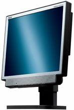 "NEC MultiSync LCD1760VM-BK czarny, 17"", 1280x1024, analogowy/cyfrowy, Audio (60000904/60001227)"