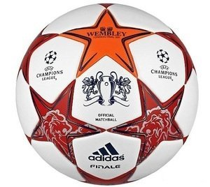 adidas football Finale London official Match ball -- © adidas