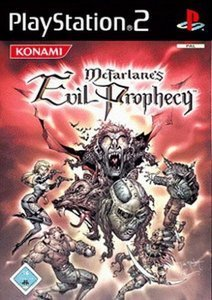 McFarlane's Evil Prophecy (German) (PS2)
