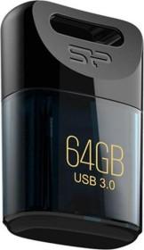 Silicon Power Jewel J06 blau 64GB, USB-A 3.0 (SP064GBUF3J06V1D)