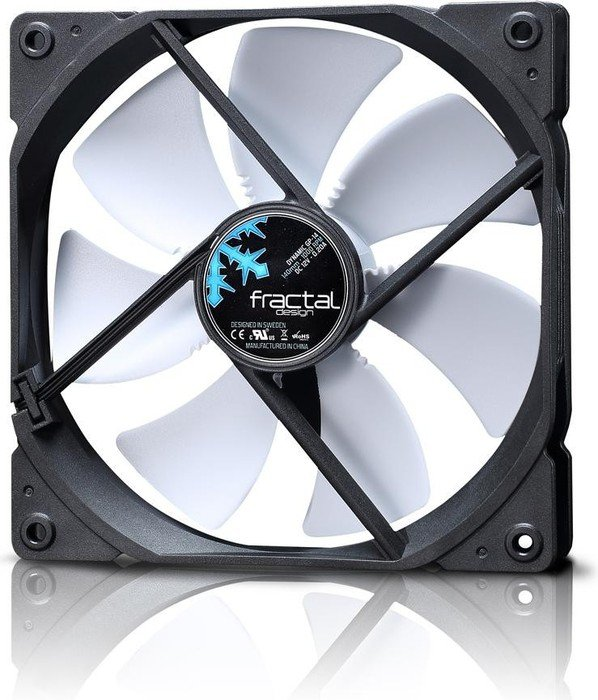 Fractal Design Dynamic GP-14 white, 140mm (FD-FAN-GP-14 W)