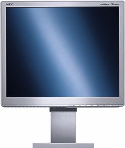 "NEC MultiSync LCD1860NX weiß, 18"", 1280x1024, analog/digital (60000900)"