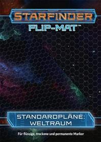 Starfinder Flip-Mat Einfaches Sternenfeld