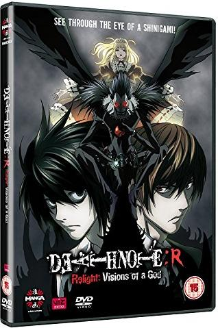 Death Note Vol. 1 (UK) -- via Amazon Partnerprogramm