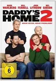 Daddy's Home 2 - Mehr Väter, mehr Probleme! (DVD)