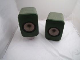 KEF LSX grün, Paar