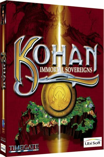 Kohan - Immortal Sovereigns (niemiecki) (PC) -- via Amazon Partnerprogramm