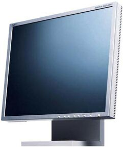 "NEC MultiSync LCD2080UX, 20"", 1600x1200, analog/digital, weiß (60000930)"