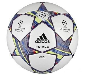 adidas football Finale 11 UCL official Match ball -- © adidas