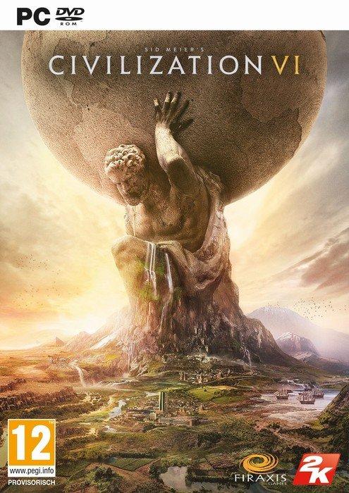 Sid Meier's Civilization VI - Gathering Storm (Download) (Add-on) (PC)