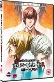 Death Note Vol. 2 (DVD) (UK)