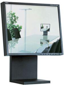 """NEC MultiSync LCD2080UX-BK, 20"""", 1600x1200, analog/digital, schwarz (60000933)"""
