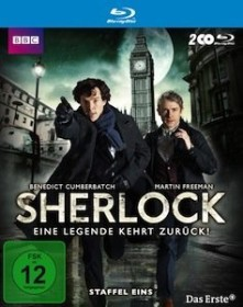 Sherlock Season 1 (Blu-ray)