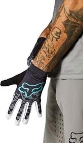 Fox Racing Flexair cycling gloves turquoise (27606-176)
