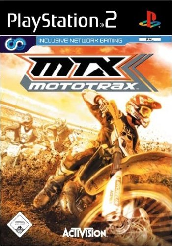 MTX: Moto Trax (deutsch) (PS2) -- via Amazon Partnerprogramm