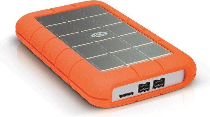 LaCie Rugged Triple 2TB, USB 3.0 micro-B/FireWire 800 (9000448)