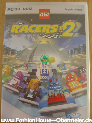 LEGO Racers 2 (niemiecki) (PC) -- via Amazon Partnerprogramm