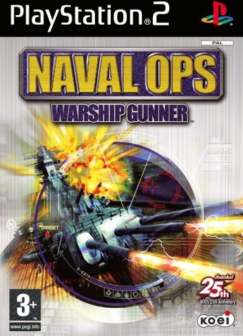 Naval Ops: Warship Gunner (German) (PS2) -- via Amazon Partnerprogramm