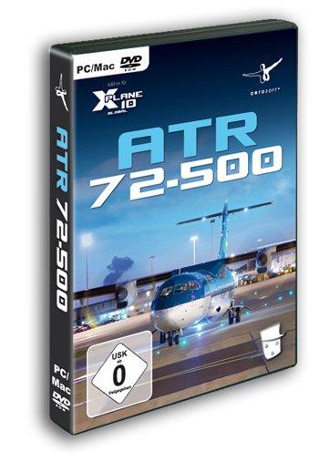 X-Plane 10 - ATR 72-500 (Add-on) (PC) from £ 28 15