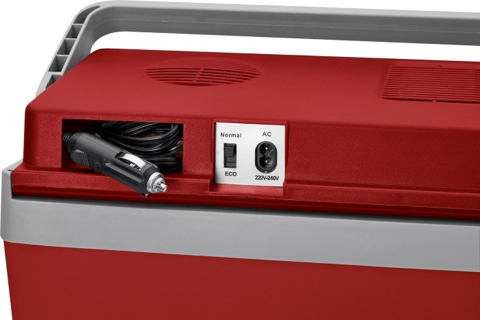 Bomann KB 6011 CB Rot-Grau Kühlbox NEU OVP
