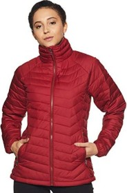 Columbia Powder Lite Jacke beet (Damen) (WK1498-607)