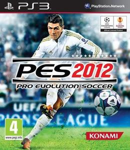 Pro Evolution Soccer 2012 (German) (PS3)