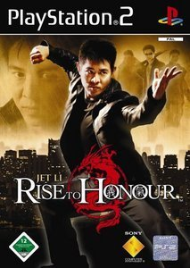 Rise to Honour (German) (PS2)