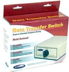 Belkin F1C034U Switchbox DB9s