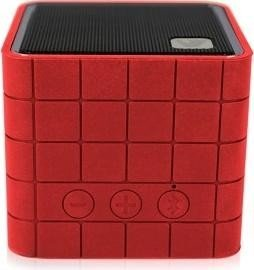 V7 Bluetooth Wireless Portable Speaker rot (SP5000-BT-RED-9NC)