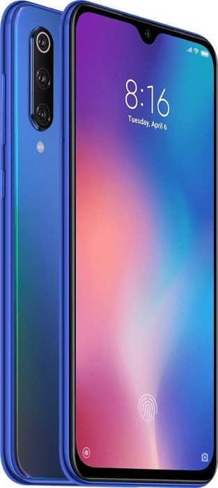 Xiaomi Mi 9 SE 128GB blau