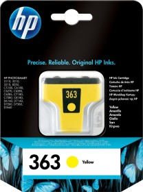 HP Tinte 363 gelb (C8773EE)