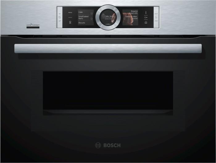 bosch cng6764s6 backofen mit mikrowelle und dampfunterst tzung via. Black Bedroom Furniture Sets. Home Design Ideas