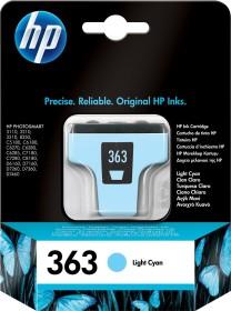HP Tinte 363 cyan hell (C8774EE)